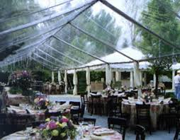 clear tent rentals clear tops yukon tents events furnishings
