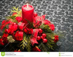 christmas table decoration royalty free stock image image 24094956