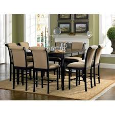 Piece Dining Sets Youll Love Wayfair - High dining room chairs