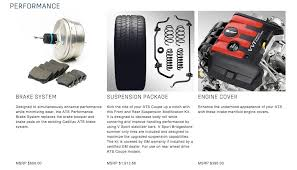 cadillac ats suspension more evidence of cadillac ats vsport surfaces gm authority