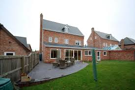 Single Storey House Extension Including Building Regulations In - Family room extensions