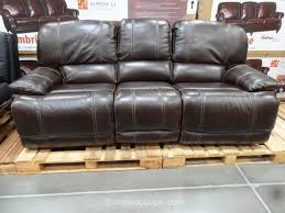 Recliner Leather Sofa Remarkable 2 Seater Electric Recliner Leather Sofa Tags 2 Seat