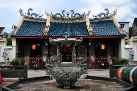 si e cing tay kak sie temple beautiful place in semarang indo traveller