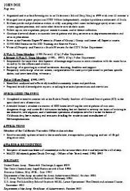 Examples Of Resume Objective Statements by Best 25 Police Officer Resume Ideas On Pinterest Commonly Asked