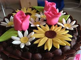 gourmet birthday cakes margery sharp day is here happy birthday margery fleur in