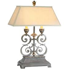 iron scroll lamp wrought iron scroll floor lamp ameego me