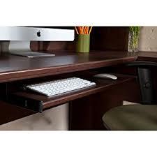 desk l achieve l shaped desk with hutch kitchen dining