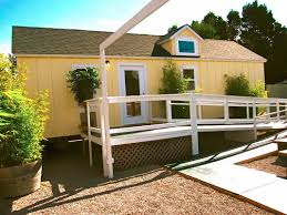 Backyard Little House Accessible Tiny House Ideas For Aging In Place