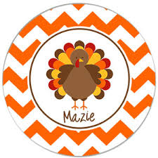 haymarket designs thanksgiving plates and platters