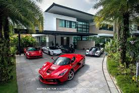 bentley driveway dream driveway laferrari zonda gallardo 458 430 wealthy