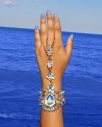 crystal ring bracelet images Bracelets bangles archives glam diaries jpg
