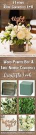 best 25 planter box centerpiece ideas on pinterest flower box