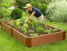 have you ever tried raised flower beds something to think about