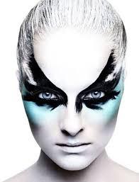 Halloween Black Swan Makeup Cool Halloween Makeup Face Makeup Ideas
