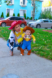 Toy Story Halloween Costumes Mother Son Matching Costumes Toy Story Photography