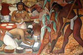 El Mural by Ester Mora Diego Rivera