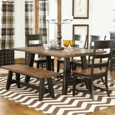 black kitchen table sets with bench butcher block top dining table large size of tables chairs black kitchen table sets with bench butcher block top