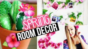 Decorating Wall Ideas For Bedroom Diy Spring Room Decor U0026 Wall Decor Inspired Laurdiy