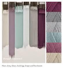 winter color schemes midnight winter color palette