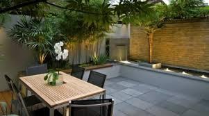 Ideas For A Small Backyard Concrete Patio Ideas For Small Backyards U2013 Outdoor Design