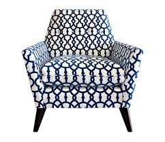 Blue And White Accent Chair We Ve Got The Blues 10 Blue White Patterned Chair Designs