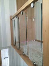 Fusion Banister Glass Stair Panels Ebay