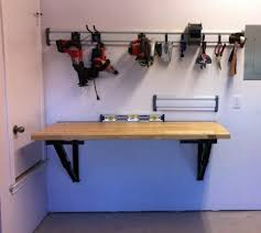 Bench Supports Bench Solution Commercial Duty Foldaway Workbench With 60 In X 24