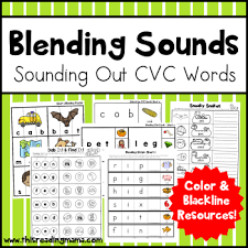 helping kids sound out words
