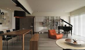 Asian Apartment  Apartment  Fabulous Modern Asian Style - Modern chinese interior design