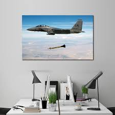 Aviation Home Decor Military Canvas Prints Home Decor Modern Animal Wall Art Painting