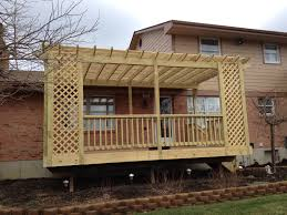 Sunscreen Patios And Pergolas by Cincinnati Oh Pergola Builders Dayton U0026 Cincinnati Deck Porch