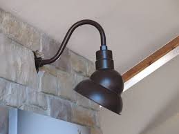 gooseneck outdoor light fixture with outlet u2014 room decors and