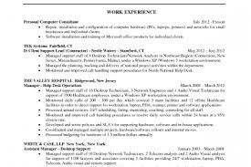 Resume Sample For Computer Technician by Computer Repair Technician Resume Sample My Perfect Resume