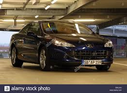 peugeot 407 coupe 2007 peugeot 407 coupe v6 hdi fap 205 model year 2005 dark blue