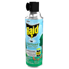 raid yard guard mosquito fogger 16 ounces walmart com