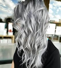 silver hair the 25 best gray silver hair ideas on