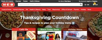 heb open on thanksgiving hours heavy