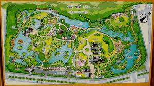 Rit Campus Map Ritsurin Park Map 1 20 16 Ritsurin Cho Takamatsu U2022 Mappery