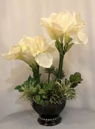 Artificial Floral Arrangements These Would Be Beautiful For A Wedding Pair Of Tall Faux Floral