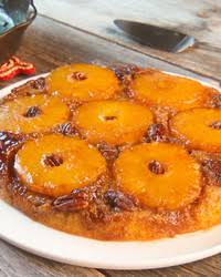 grandma bea u0027s pineapple upside down cake recipe u0026 video martha