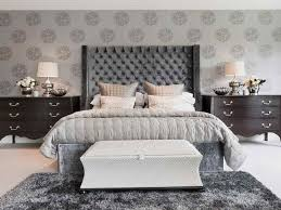 Tufted Headboard Footboard Elegant Grey King Headboard Gray Headboards Footboards Bedroom