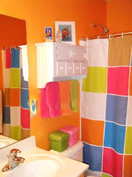 Bright Colored Curtains Bright Colored Bathroom Decor Easywash Club
