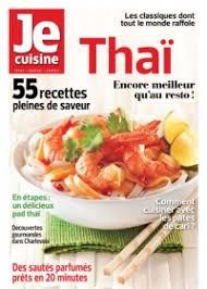 je cuisine je cuisine thaï encore meilleur qu au resto
