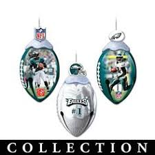 philadelphia eagles coolest fans ornament collection fly eagles fly