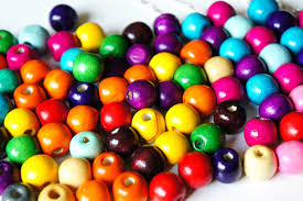 fun diy gumdrop bead necklaces to make with kids bebe and bear