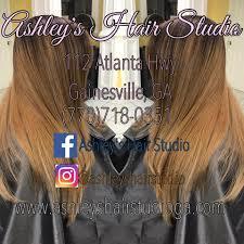 ashley u0027s hair studio home facebook