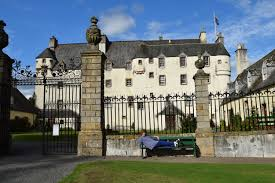 The Bachelor Mansion Having The Run Of Traquair House A Mansion Dating To 1107 And