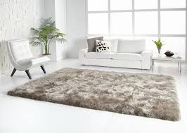 Area Rug Modern by Large Natural Sheepskin Area Rug With Straight Edges Wool Rug