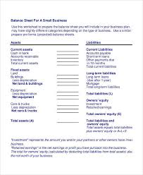 Monthly Balance Sheet Template Monthly Balance Sheet Excel Template Balance Sheet Template For