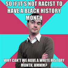 Black History Month Memes - happy black history month fuckthealtright